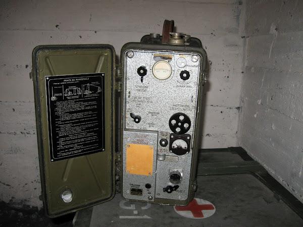 schron w gdyni leszczynkach radiostacja