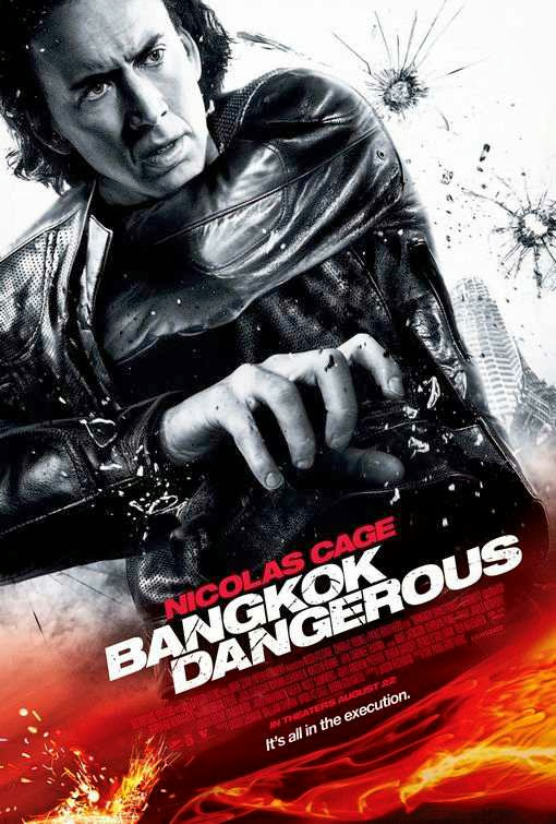 Poster Of Bangkok Dangerous (2008) Full Movie Hindi Dubbed Free Download Watch Online At Alldownloads4u.Com
