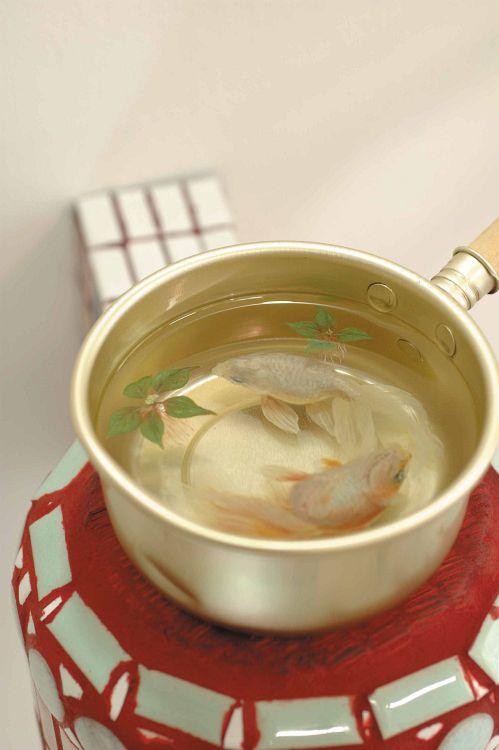 Riusuke Fukahori peixes