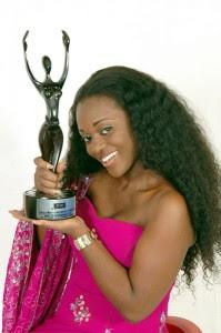 Jackie Appiah, estatuilla AMAA, African Movie Academy Award, cine África, cine africano, premios cine África