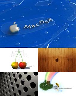 широкоформатные обои для Mac Os X