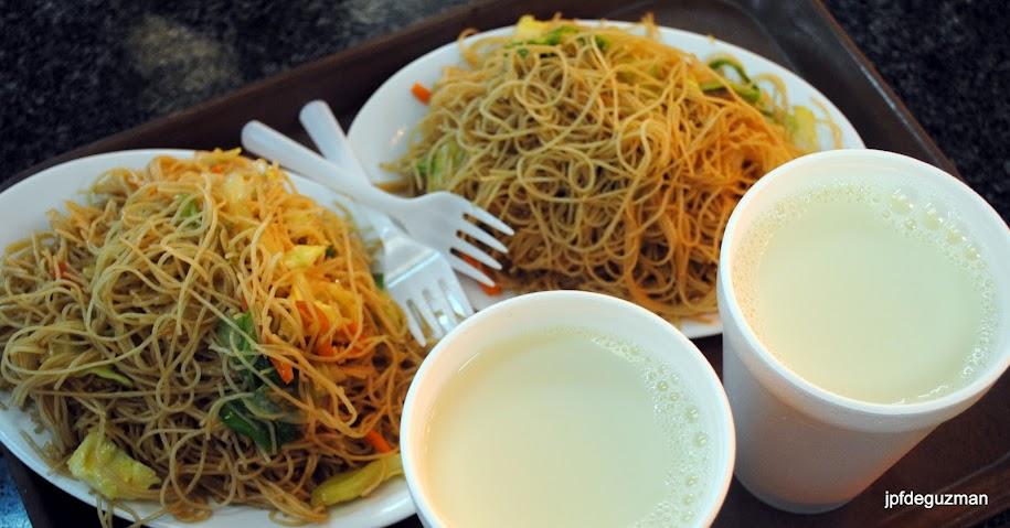 Snack @ Po Lin Monastery