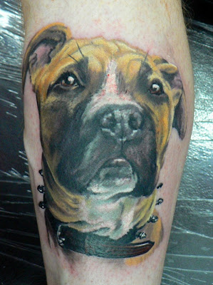 Dog-Tattoo