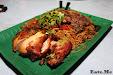 Mee Raja Daging & Ayam Pandan