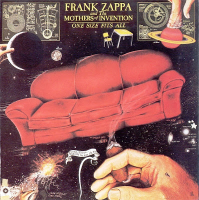 Frank Zappa and The Mothers Of Invention ~ 1975 ~ One Size Fits All
