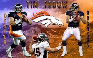 Tim Tebow Denver Broncos Wallpaper