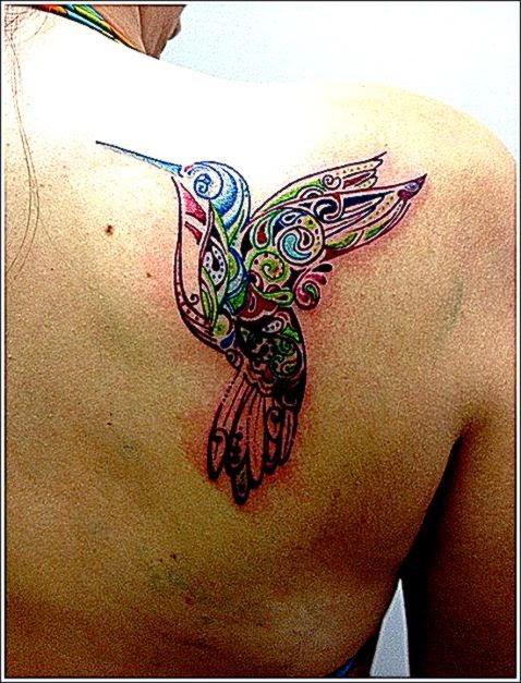 35 Stunning Hummingbird Tattoo Ideas
