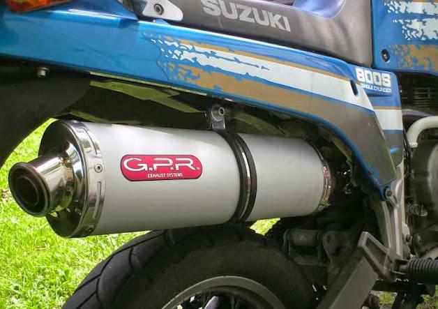 GPR Schalldämpfer für DR BIG SR43