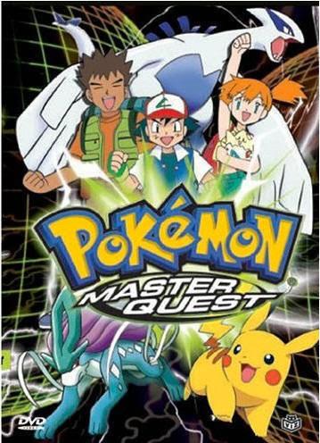 Pokemon Bửu Bối Thần Kì Season 5 - Master Quest - 2002