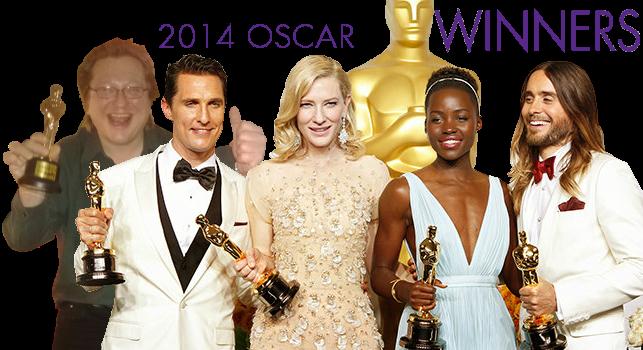 OscarWinners2014