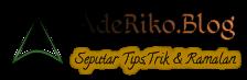 Banner aderiko.blog
