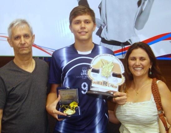 Voleibol do RN tem destaque no cenário nacional