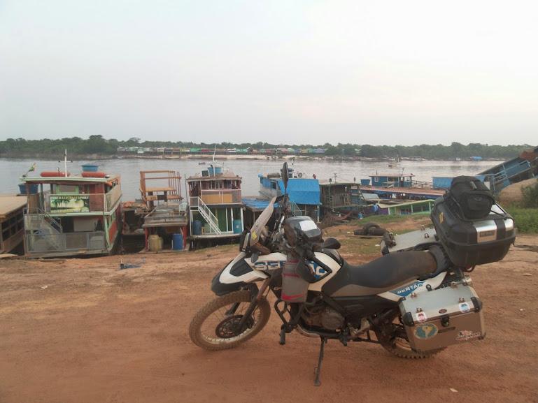 Brasil - Rota das Fronteiras  / Uma Saga pela Amazônia 20140827_191347