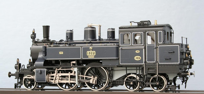 Modeli parnih lokomotiva DRG 02100H-La