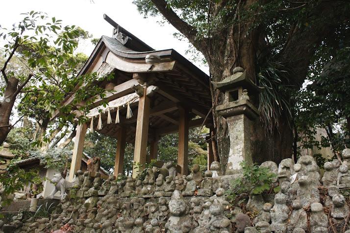 男岳神社/男嶽神社(おんだけじんじゃ)