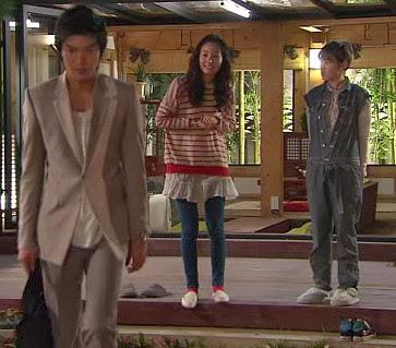 Lee Min Ho, Jo Eun Ji, Son Ye Jin