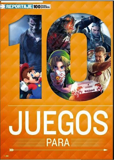 Los 100 juegos para el 2015 + 20 años de Playstation
