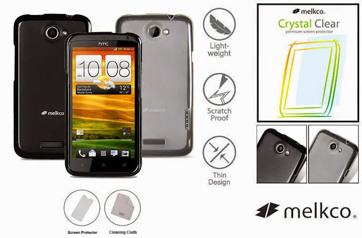 Melkco Poly Jacket HTC One X - One X+