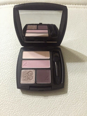 Avon far paleti (berry love)