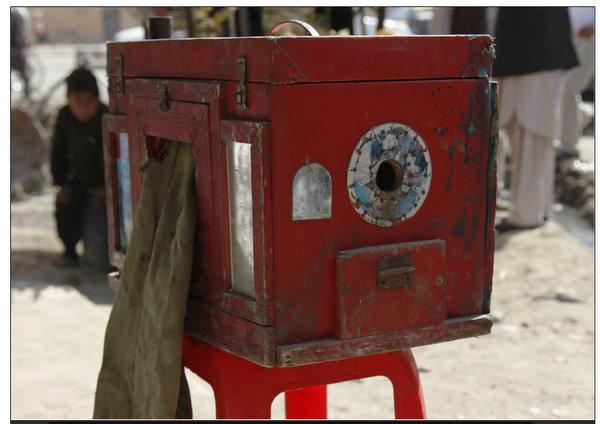 アフガンボックスカメラプロジェクト
