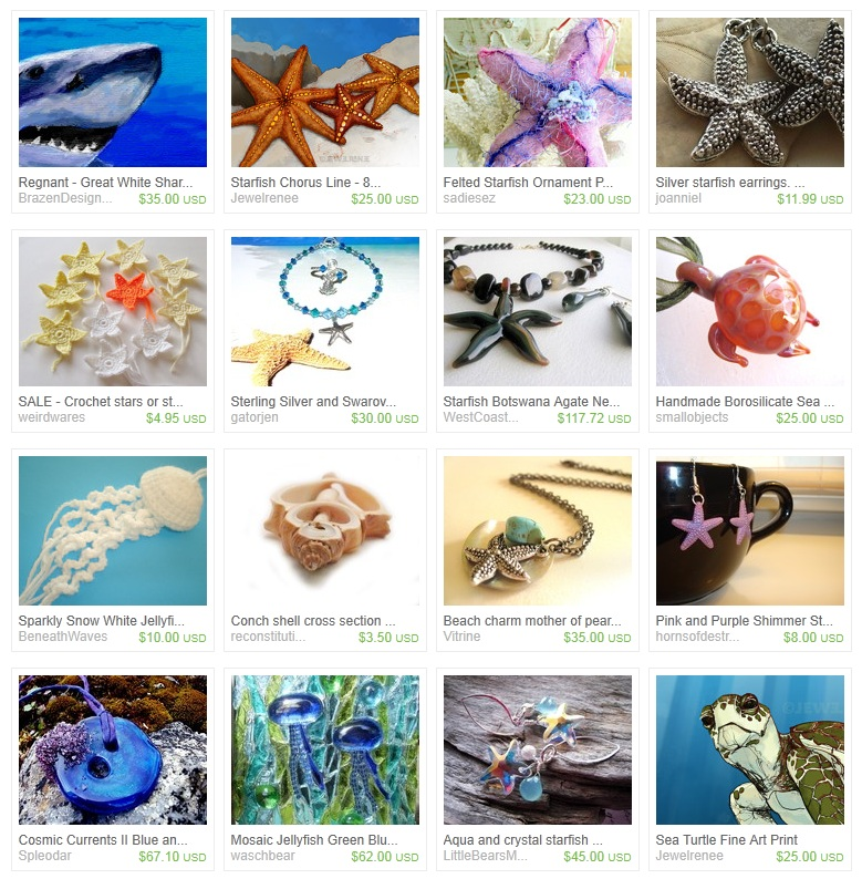 Under the Sea Treasury