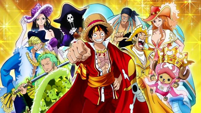 Đảo Hải Tặc - Vua Hải Tặc - Hải Tặc Mũ Rơm - One Piece - Image 2