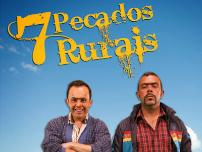 7 Pecados Rurais - Quim Roscas e Zeca Estacionâncio no filme português mais cómico do ano