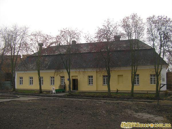 Шляхетський будинок. Фото 2006 року