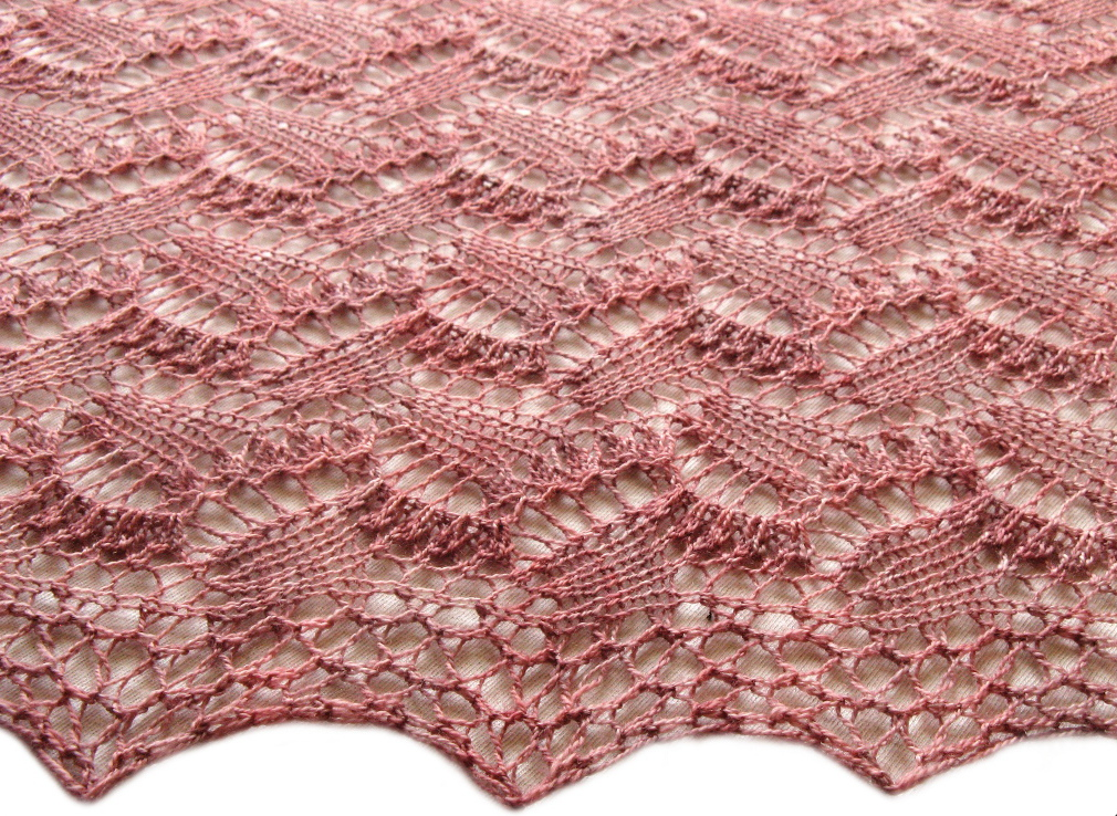 Allegretto Shawl