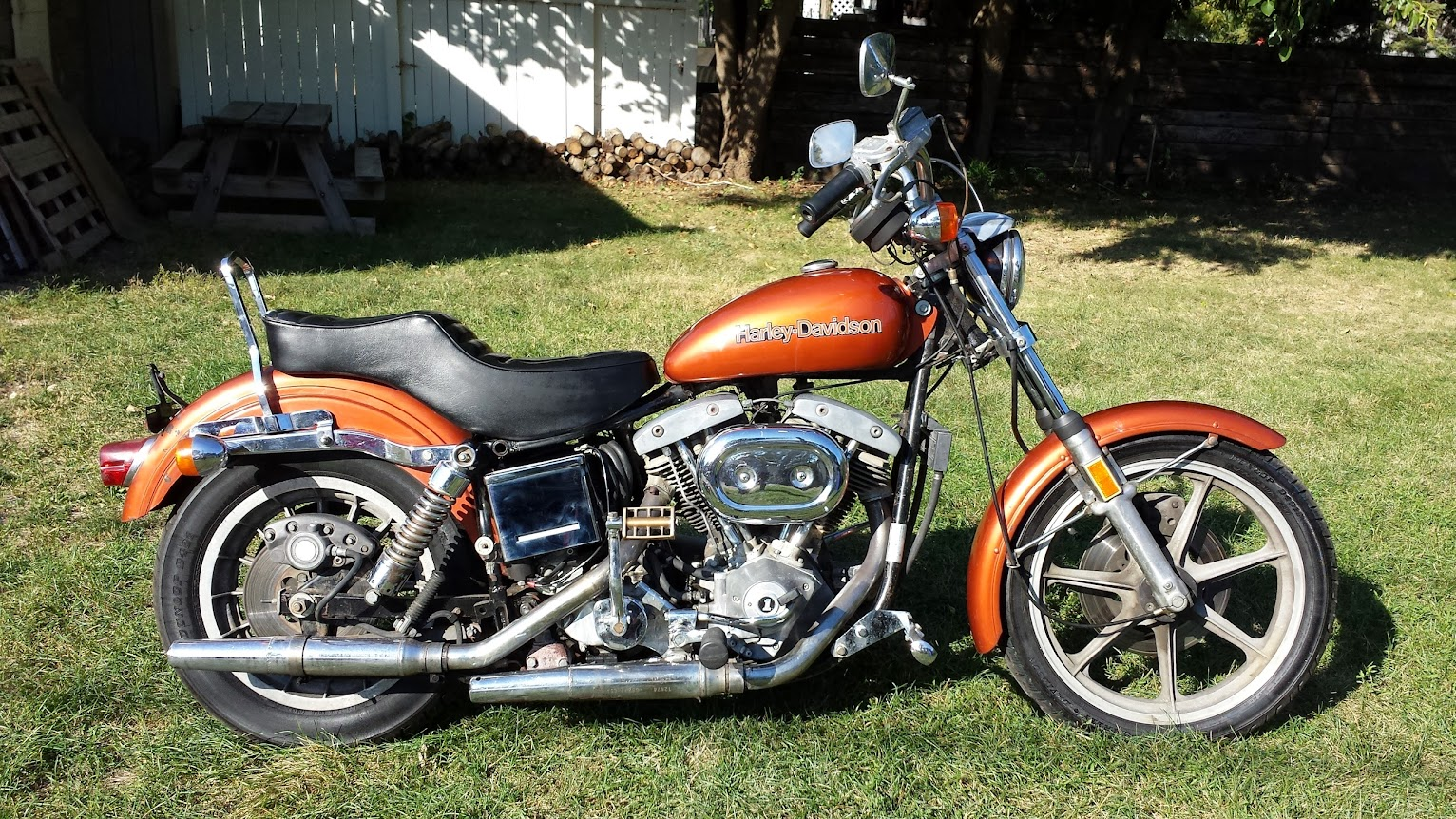 I have heard that only 2500 of the FX/FXE Superglide models were produced  every year. Anyone has any info on that?? I am addicted to this model