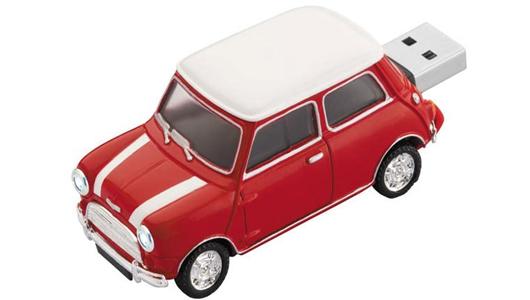 Mini Cooper Flash Drive