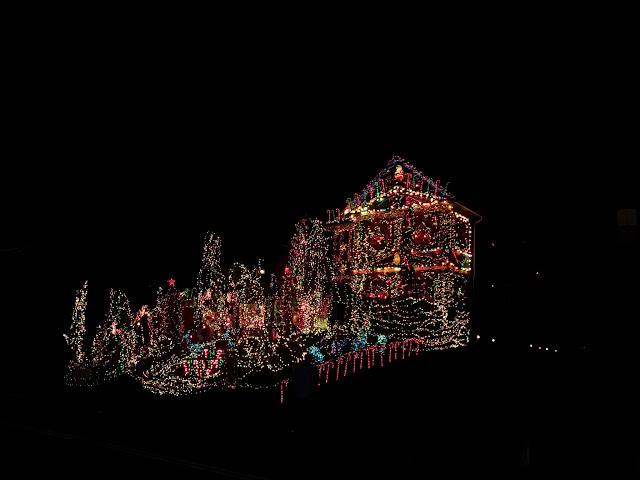 The Torrington Christmas House