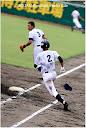 4回、先頭久保田君の2塁打を皮切りに猛攻開始