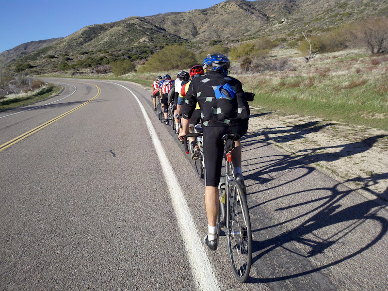 San Diego Christmas Ride • San Felipe Road