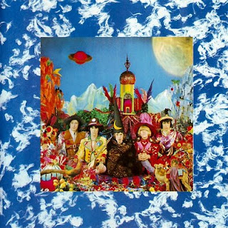 The Rolling Stones - Their Satanic Majesties Request album cover