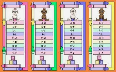 Carrera de nombres de bebes  juegos originales para fiesta de bebes