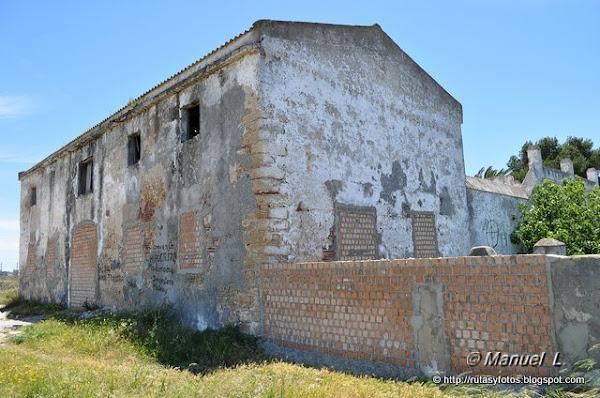 Casa Sslina Dolores sellada