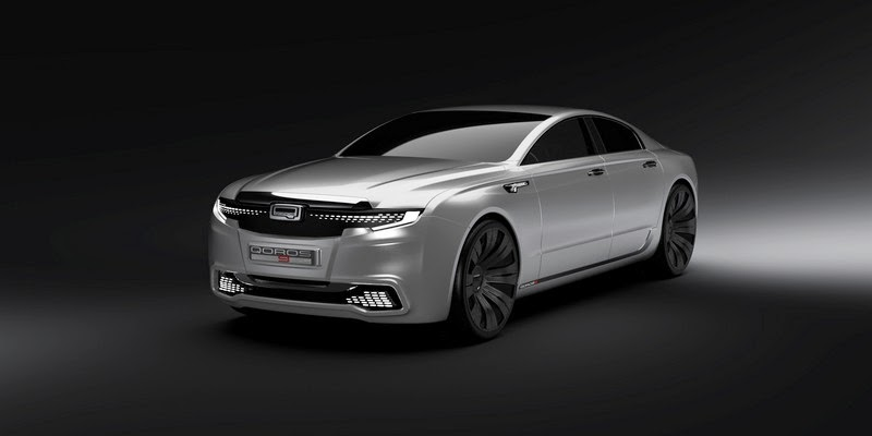 9 Sedan Concept