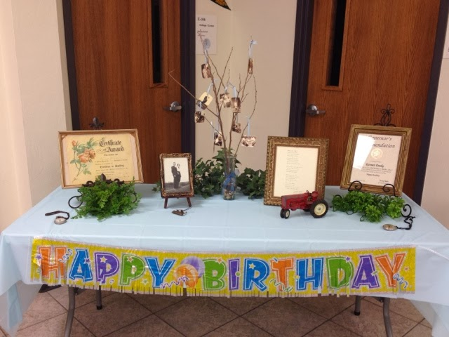 Lets Drink Coffee Darling A 100th Birthday Party