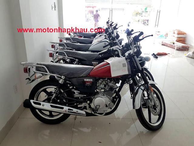 Yamaha YB125SP