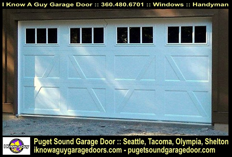 Garage door juanita wa gdor seattle tacoma olympia for Garage door repair tacoma