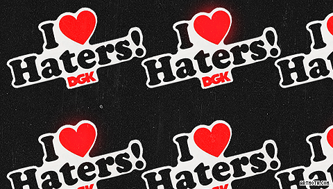 dgk wallpaper i love haters - photo #19