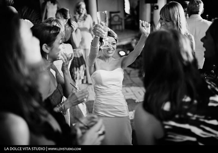 Wedding Reception at Villa De Suenos