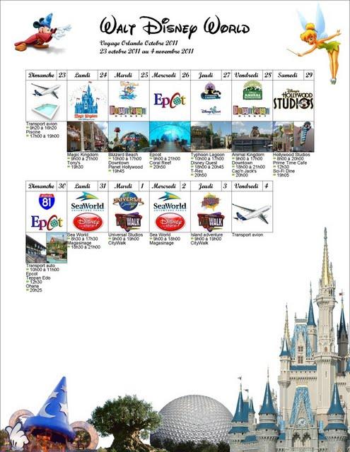 Trip report voyage 1996 et Wdw Orlando 10/2011 - Page 2 Ceduleok2