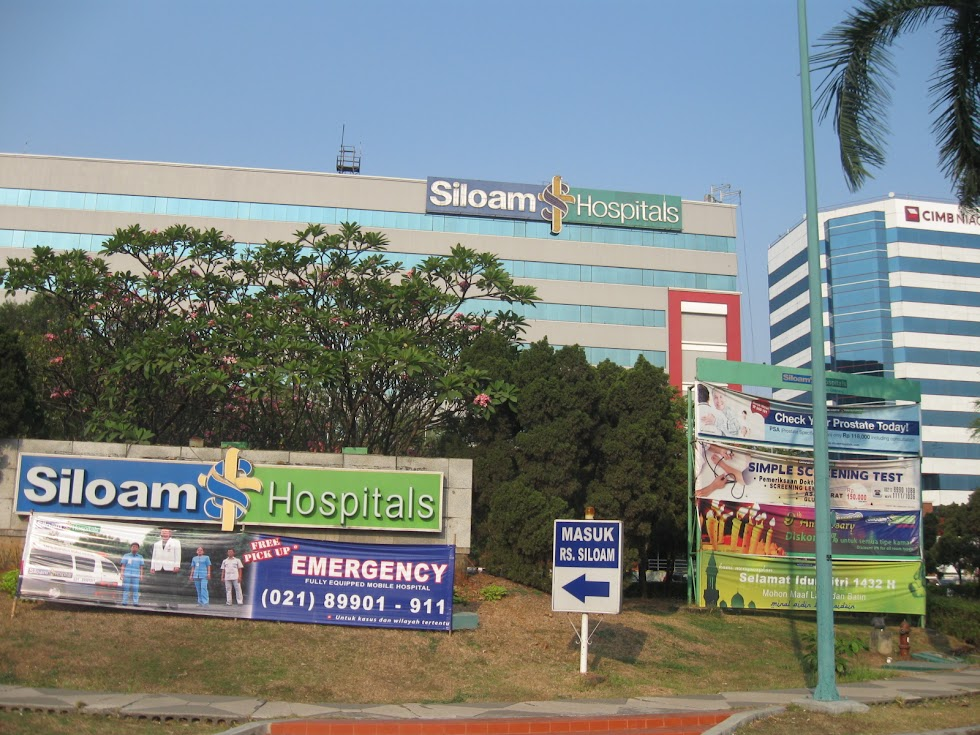 Siloam Hospitals Lippo Cikarang Indonesia