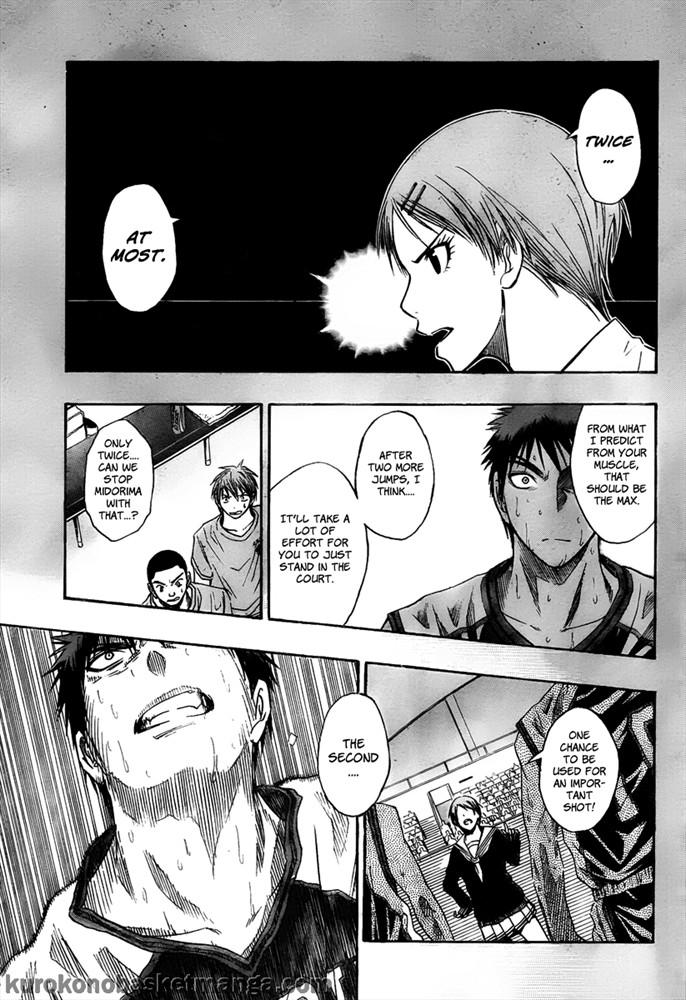 Kuroko no Basket Manga Chapter 33 - Image 09