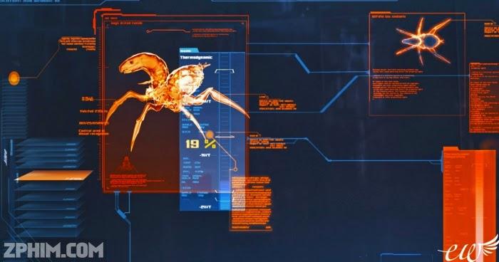 Ảnh trong phim Quái Vật Biển - Bugs 3D 3
