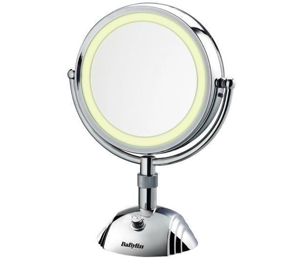 Makeup erre specchio babyliss - Specchio con lampade intorno ...