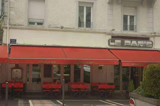 Café de Paris place du Panthéon !