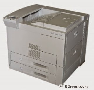 download driver HP LaserJet 8100 Series Printer
